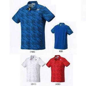 ヨネックス ポロシャツ フィットスタイル 10207 バドミ...