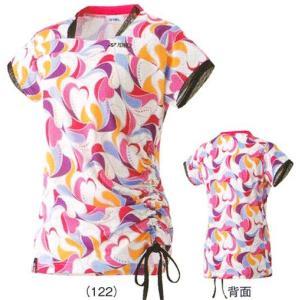 ヨネックス フィットTシャツ 16234 ゆうパケット対応 バドミントン テニス ウエア シャツ 半袖 ウィメンズ レディース 女性用 YONEX 2015年春夏モデル 在庫品|chispo