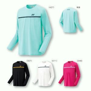 ヨネックス ロングスリーブTシャツ フィットスタイル 163...