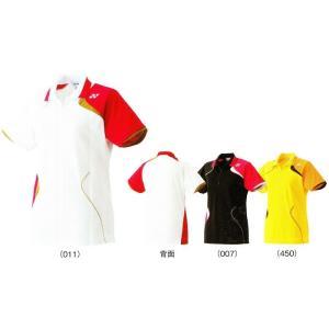 返品・交換不可 ヨネックス レディースシャツ スリムロングタイプ 20255 バドミントン テニス ...