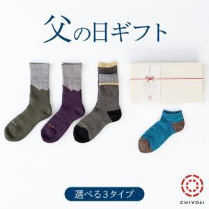 【遅れてごめんね父の日ギフト】お父さんのタイプで選ぶ靴下ギフトセット 【送料無料】【ラッピング無料】|chiyoji