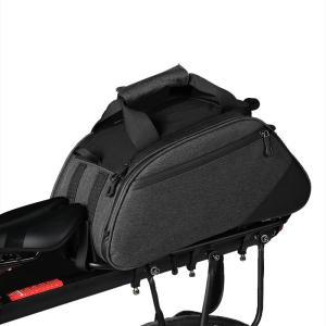 【送料無料】自転車 リアバッグ 多機能 大容量 サイクル 自転車リアキャリア取付用 トランクバッグ パニアバッグ 着脱式 chobobubu