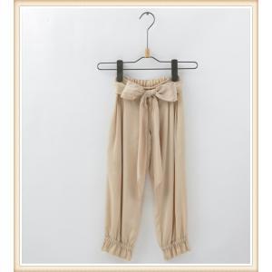 綿100% 長ズボン 通気性よし 女の子 子供服 キッズ ボトム パンツ chobobubu