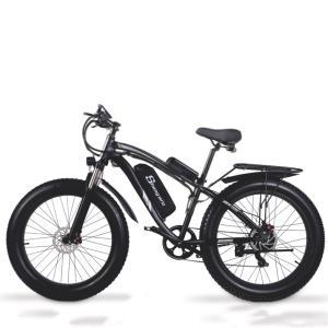 ファットバイク フル電動アシスト自転車 17×26インチ マウンテンバイクBAFANGモーター1000W 48V18Ah 極太タイヤ 26×4.0太いタイヤ|chobobubu