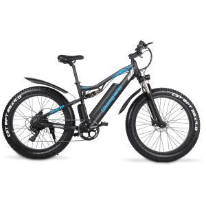 Mx03Sファットバイク フル電動アシスト自転車 17×26インチ マウンテンバイクBAFANGモーター1000W 48V18Ah 極太タイヤ 26×4.0太いタイヤ|chobobubu