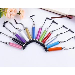 5色選択可 伸縮タッチペン ニューデザイン スマホ差し込み口に対応タッチペン 各種スマホ、タブレットスマートフォン Tab用|chobobubu