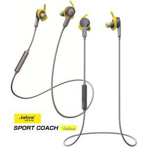Bluetooth ブルートゥース イヤフォン ワイヤレスイヤホン マイク Jabra ジャブラ SPORT COACH コーチ chobt 02