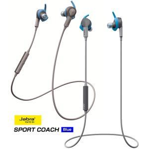 Bluetooth ブルートゥース イヤフォン ワイヤレスイヤホン マイク Jabra ジャブラ SPORT COACH コーチ chobt 04