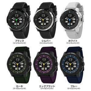 Bluetooth ブルートゥース 腕時計 スマートウォッチ ウエアラブル COOKOO2 クークー|chobt|03