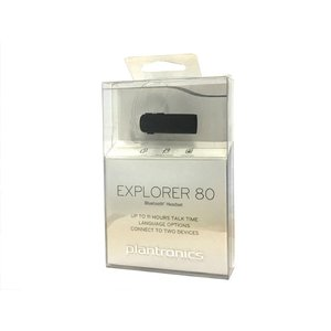 Bluetooth ブルートゥース イヤフォン ヘッドセット ハンズフリー イヤホンマイク 片耳 Plantronics プラントロニクス Explorer80 chobt 04