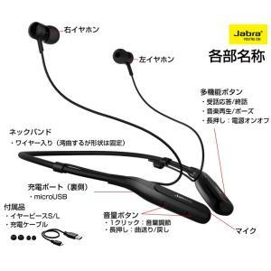 Bluetooth ブルートゥース イヤホン ヘッドセット ハンズフリー キット Jabra ジャブラ HALO FUSION|chobt|04