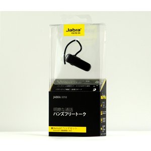 Bluetooth ブルートゥース イヤフォン ヘッドセット ハンズフリー イヤホンマイク Jabra MINI ジャブラミニ|chobt|05
