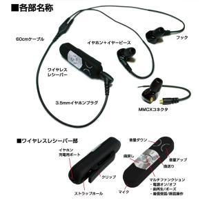 Bluetooth ブルートゥース イヤフォン 両耳 音楽 ワイヤレスイヤホン マイク MB21BK|chobt|04