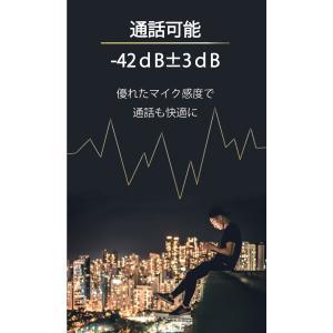 n|a 完全ワイヤレスイヤホン D45 TWS Bluetooth5  小型超軽量4.5g  高感度アンテナ マイク内蔵 ハンズフリーステレオ通話 自動再接続 送料無料|chobt|14