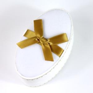 ラッピングケース(楕円・ホワイト)※商品と同時ご注文のみ