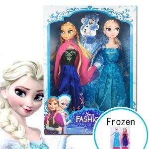 ディズニー アナと雪の女王 2体セット BIGフィギア エルサ アナ雪 フィギア 人形Frozen フローズン【エルサとアナの2体セット】 誕生日 プレゼント