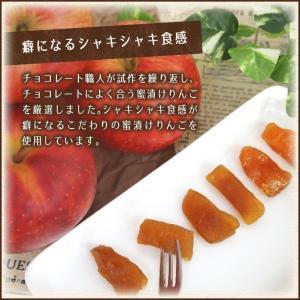 【送料無料】アップルチョコスタンドパック150g 1ケース(12袋入り)|chocoru|03