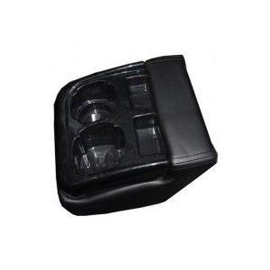 シーエー産商RV-2(BK)ZERO REVO(ゼロレボ)200系ハイエース&レジアスエース専用 フロントカウンター(ドリンクホルダー/小物入れ/RV2)|choice-ippinkan