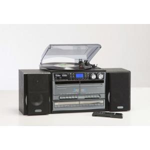 ダブルカセット付CDにコピーできるマルチプレーヤー(TCDR-386WC/TCDR386WC)とうしょう(Wカセットマルチプレーヤー/WCDマルチプレーヤー)|choice-ippinkan