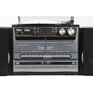ダブルカセット付CDにコピーできるマルチプレーヤー(TCDR-386WC/TCDR386WC)とうしょう(Wカセットマルチプレーヤー/WCDマルチプレーヤー)|choice-ippinkan|02