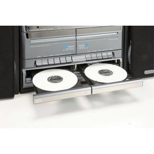 ダブルカセット付CDにコピーできるマルチプレーヤー(TCDR-386WC/TCDR386WC)とうしょう(Wカセットマルチプレーヤー/WCDマルチプレーヤー)|choice-ippinkan|04