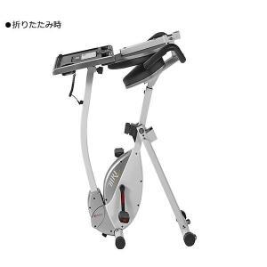 IMC-61 鉄人倶楽部(IRONMAN CLUB) デスク付フォールディングバイク|choiceippinkanselect|02