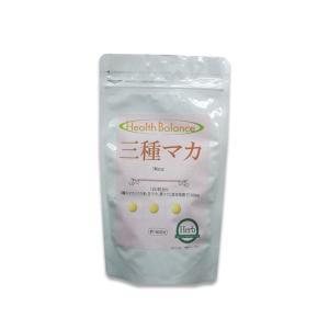 Health Balance ヘルスバランス 三種マカ 108g(300mg×360粒)|choiceippinkanselect