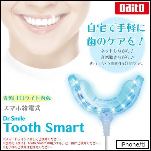 スマホ給電式 ダイト Tooth Smart I(iPhone用) choiceippinkanselect