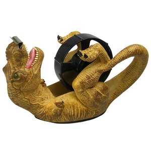 Motif. DINOSAUR テープディスペンサー ティラノサウルス SR-4091 セロテープカッター|choiceippinkanselect