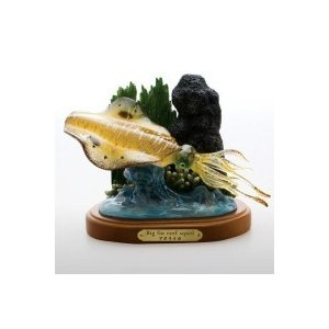The Great Fishing Real Figure Collection 魚 アオリイカ GFF-104 (74104)|choiceippinkanselect