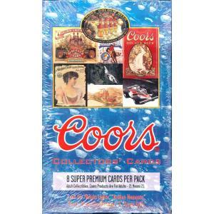 Coors COLLECTORS'CARDS|chokkoubin
