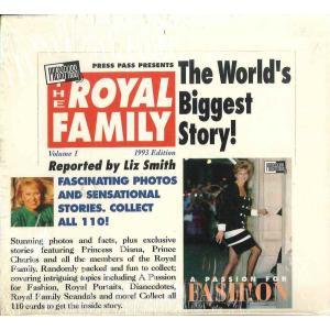 THE ROYAL FAMILY トレーディングカード|chokkoubin