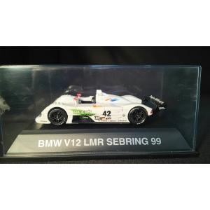 1:43 BMW V12 LMR SEBRING|chokkoubin