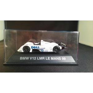 1:43 BMW V12 LMR LE MANS 99|chokkoubin