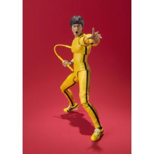 S.H.フィギュアーツ ブルース・リー(Yellow Track Suit)|chokkoubin