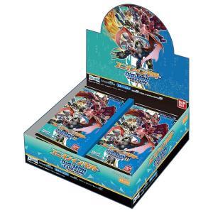 デジモンカードゲーム BT-03 ブースター ユニオンインパクト 1BOX(24パック入) バンダイ|chokkoubin
