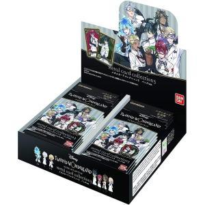 ツイステッドワンダーランド メタルカードコレクション3 パックver 1BOX(20パック入)|chokkoubin