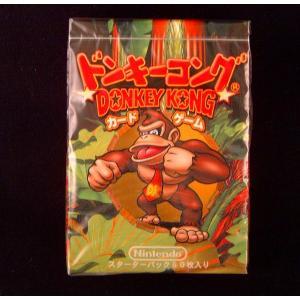 ドンキーコングカードゲーム スターターパック 1箱60枚入り|chokkoubin