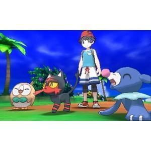 3DS ポケットモンスター ウルトラサン・ムー...の詳細画像4