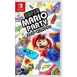 Nintendo Switchで、いつでもどこでもマリオパーティ! Nintendo Switch『...