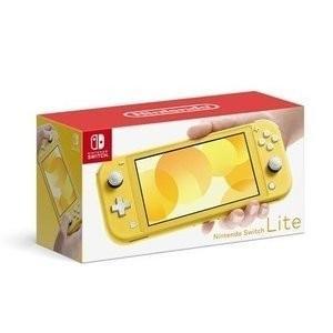 ニンテンドースイッチ ライト Nintendo Switch Lite 本体 イエロー|chokkoubin