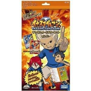 IES-09 イナズマイレブン トレーディングカードゲーム ランダムオールスターセット ボンバー|chokkoubin