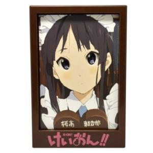 ミツメトロニクス けいおん!! フォトフレーム貯金箱(秋山澪)|chokkoubin