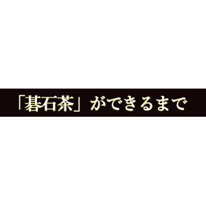 碁石茶 ごいし茶 土佐の乳酸菌発酵茶 まとめ買いお得用セット(約50グラム×2袋) 高知県大豊町産 chokuhan 04
