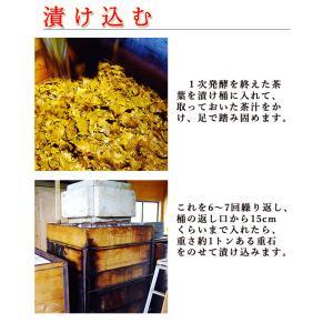 碁石茶 ごいし茶 土佐の乳酸菌発酵茶 まとめ買いお得用セット(約50グラム×2袋) 高知県大豊町産 chokuhan 08
