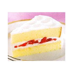 ★ショートケーキ 6個入 約85グラム/個 業務店・プロ御用達★冷凍ケーキ(HMY) chokuhan