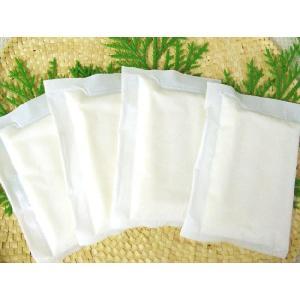 冷凍とろろ芋 北海道産やまいもスリオロシ 約50g×4パックセット 便利な小分けパック おためし用|chokuhan