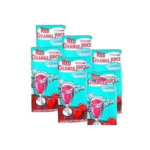 カゴメ レッド・オレンジジュース  1リットル×6本セット ブラッド・オレンジジュース 業務用(HMY)|chokuhan