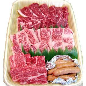 土佐あかうし 土佐和牛 ロース・カルビ・モモの焼肉セット 和牛700g・ソーセージ100g wagyu 土佐赤牛 和牛 牛肉 焼肉 ギフト プレゼント お歳暮 (100016) chokuhan