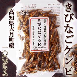 きびなごケンピ 高知県大月町産 100g 「きびなご」の田作り(ごまめ)